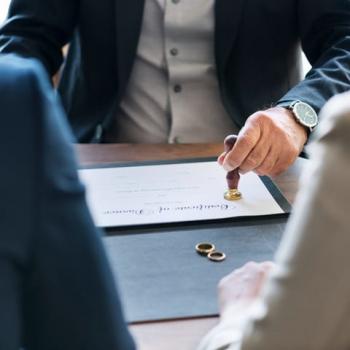 Separação consensual: como solicitar o divórcio amigável?